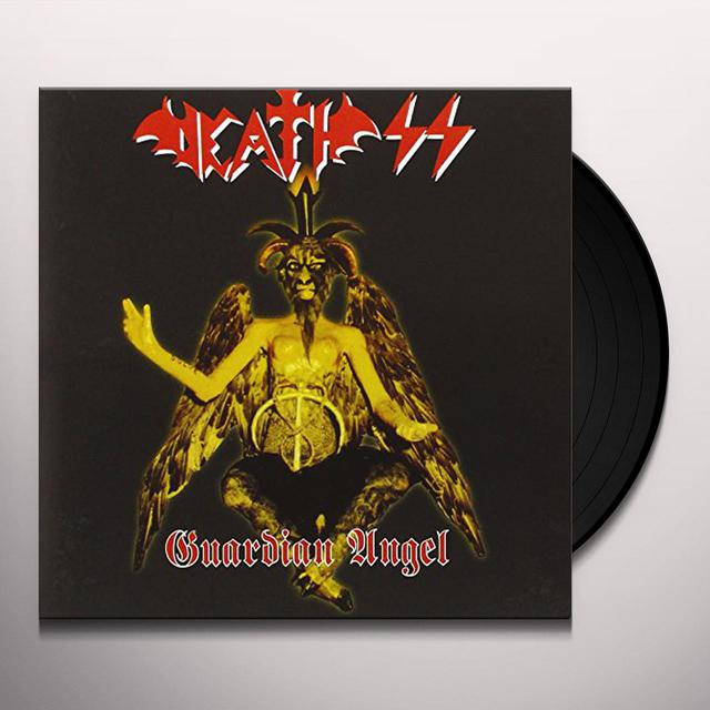 Death Ss GUARDIAN ANGEL Vinyl Record