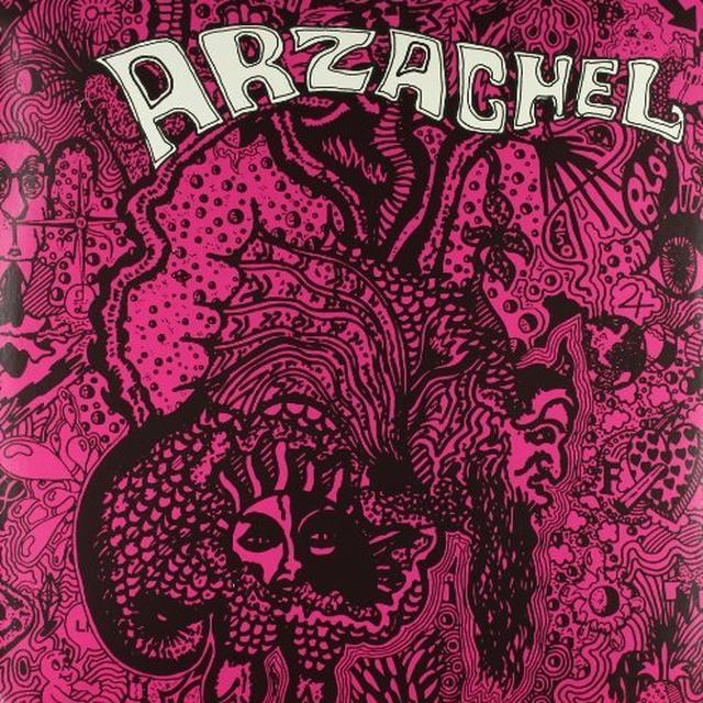 ARZACHEL Vinyl Record - Italy Import
