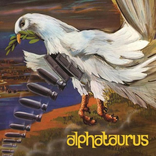 ALPHATAURUS Vinyl Record - Italy Import