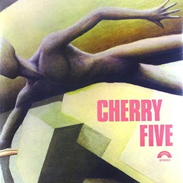 CHERRY FIVE Vinyl Record - Italy Import