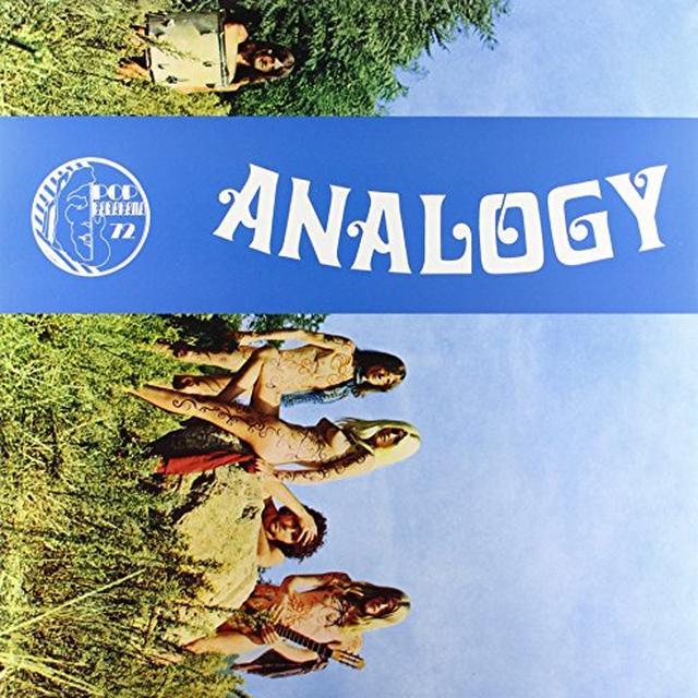 ANALOGY Vinyl Record - Italy Import