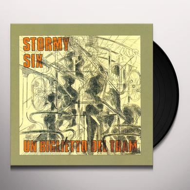 Stormy Six UN BIGLIETTO DEL TRAM Vinyl Record
