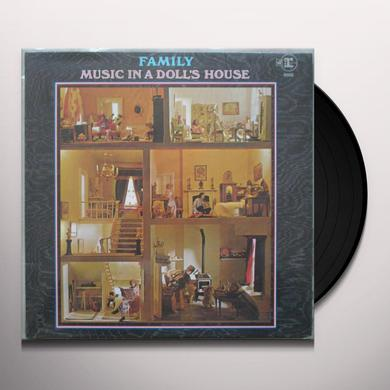 The Family MUSIC IN A DOLL'S HOUSE Vinyl Record