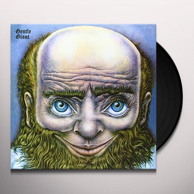 GENTLE GIANT Vinyl Record