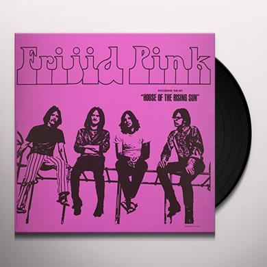 FRIJID PINK Vinyl Record