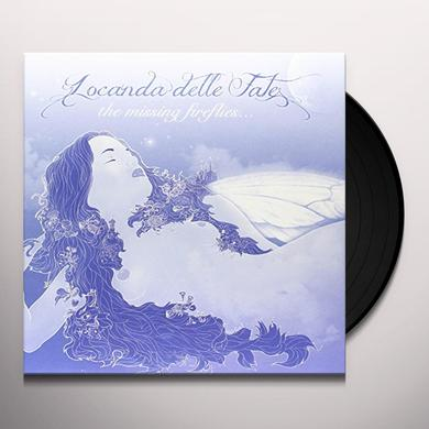 Locanda Delle Fate MISSING FIREFLIES Vinyl Record - Italy Import