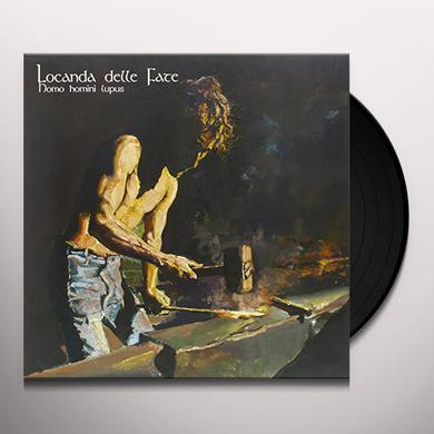 Locanda Delle Fate HOMO HOMINI LUPUS Vinyl Record