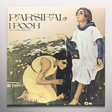 POOH PARSIFAL Vinyl Record - Colored Vinyl, Italy Import