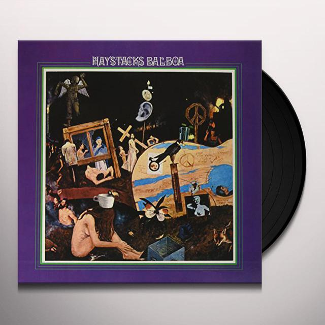 HAYSTACKS BALBOA Vinyl Record