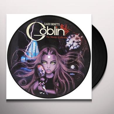 Claudio Simonetti's Goblin MURDER COLLECTION Vinyl Record
