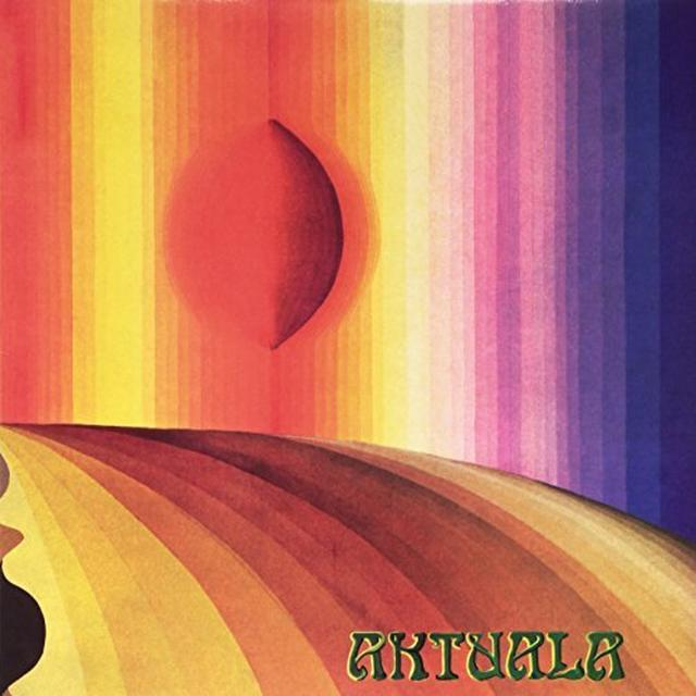AKTUALA Vinyl Record - Italy Import
