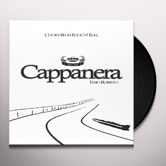 Cappanera CUORE BLUES ROCKNROLL Vinyl Record