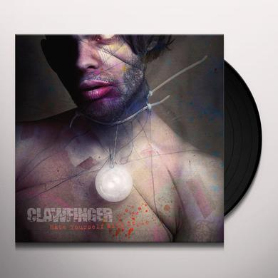 Clawfinger HATE YOURSELF WITH STYLE Vinyl Record