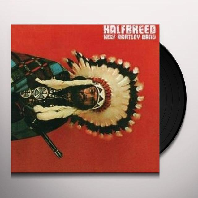 Keef Hartley HALFBREED Vinyl Record - Italy Import