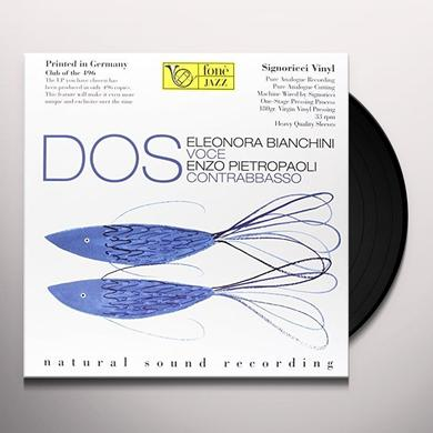 Eleonora Bianchini / Pietrop DOS Vinyl Record - Italy Import