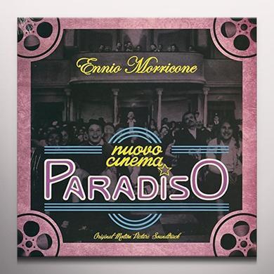 NUOVO CINEMA PARADISO / O.S.T. (COLV) (ITA) NUOVO CINEMA PARADISO / O.S.T. Vinyl Record - Colored Vinyl, Italy Import