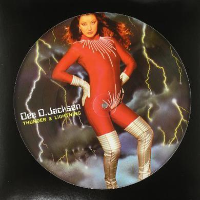 Dee D. Jackson THUNDER & LIGHTNING Vinyl Record