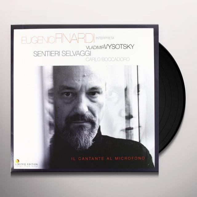 Eugenio Finardi INTERPRETA VLADIMIR VYSOTSKY Vinyl Record