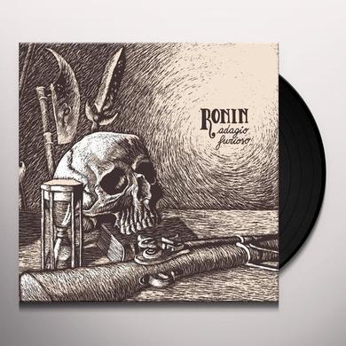 Ronin ADAGIO FURIOSO Vinyl Record - Italy Import