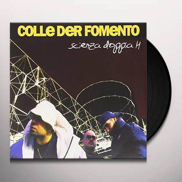 Colle der Fomento SCIENZA DOPPIA H Vinyl Record