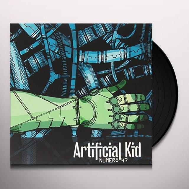 ARTIFICIAL KID NUMERO 47 Vinyl Record - Italy Import