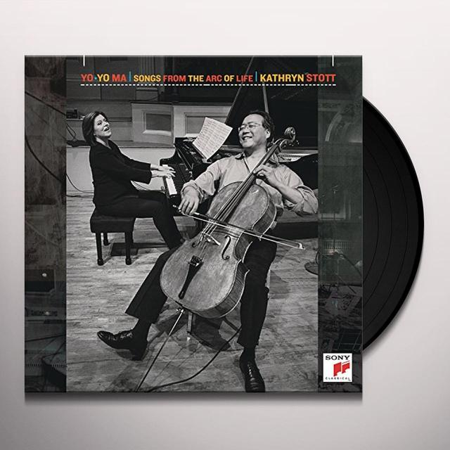 Yo-Yo Ma / Kathryn Stott SONGS FROM THE ARC OF LIFE   (DLI) Vinyl Record - Gatefold Sleeve, 180 Gram Pressing
