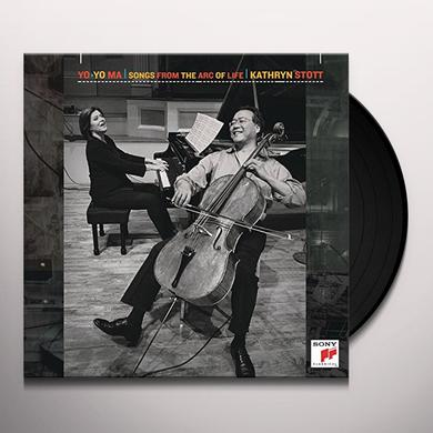 Yo-Yo Ma / Kathryn Stott SONGS FROM THE ARC OF LIFE Vinyl Record