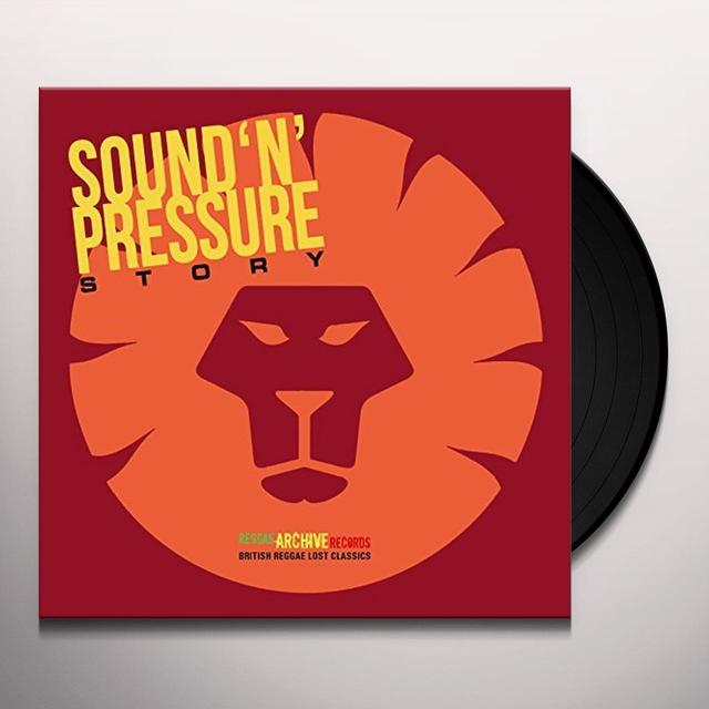 SOUND N PRESSURE STORY / VARIOUS (AUS) SOUND N PRESSURE STORY / VARIOUS Vinyl Record - Australia Import