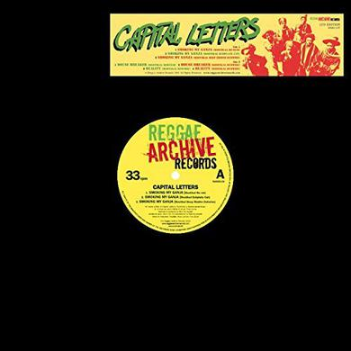 Capital Letters SMOKING MY GANJA Vinyl Record
