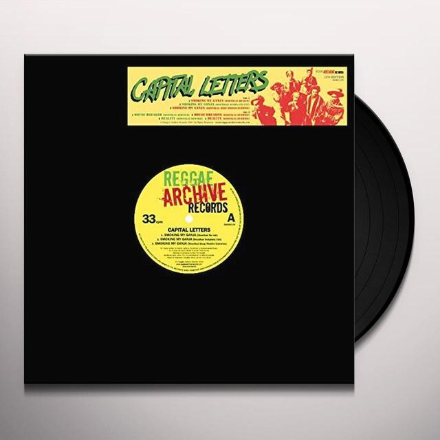 Capital Letters SMOKING MY GANJA Vinyl Record - Australia Import