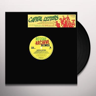 Capital Letters SMOKING MY GANJA Vinyl Record