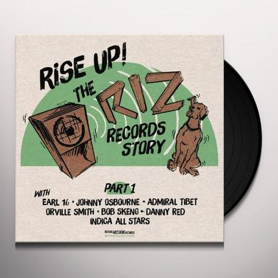RISE UP: RIZ RECORDS STORY / VARIOUS (AUS) RISE UP: RIZ RECORDS STORY / VARIOUS Vinyl Record
