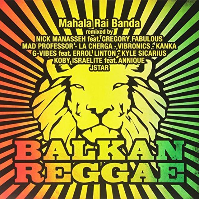 BALKAN REGGAE / VARIOUS (AUS) BALKAN REGGAE / VARIOUS Vinyl Record