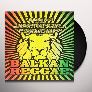 BALKAN REGGAE / VARIOUS (AUS) BALKAN REGGAE / VARIOUS Vinyl Record - Australia Import