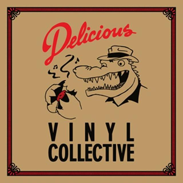 DELICIOUS VINYL COLLECTIVE Vinyl Record - Australia Import