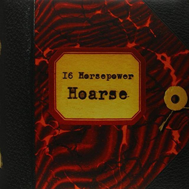 16 Horsepower HOARSE Vinyl Record