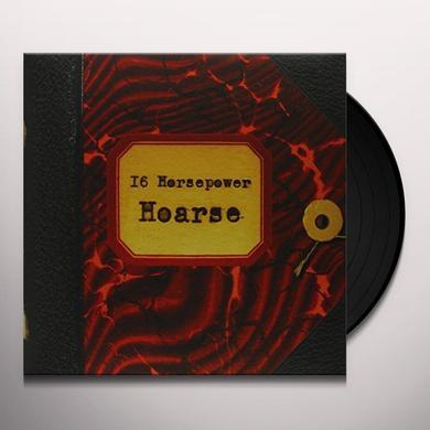 16 Horsepower HOARSE Vinyl Record - Australia Import