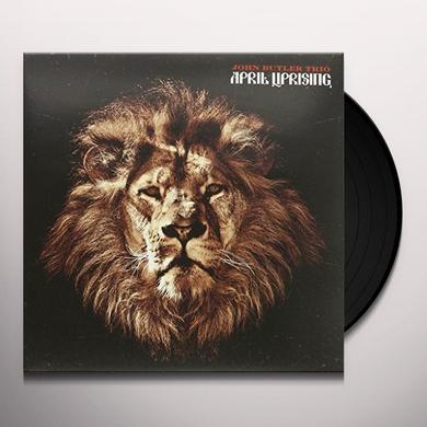 John Butler Trio APRIL UPRISING Vinyl Record - Australia Import