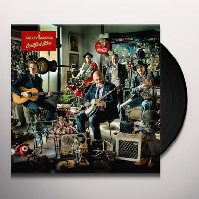 The Black Sorrows CERTIFIED BLUE Vinyl Record