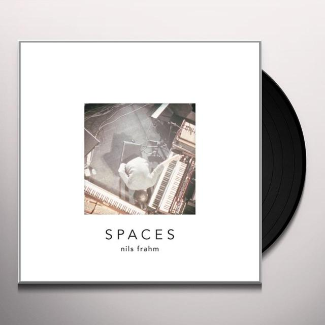 Nils Frahm SPACES Vinyl Record - Australia Import