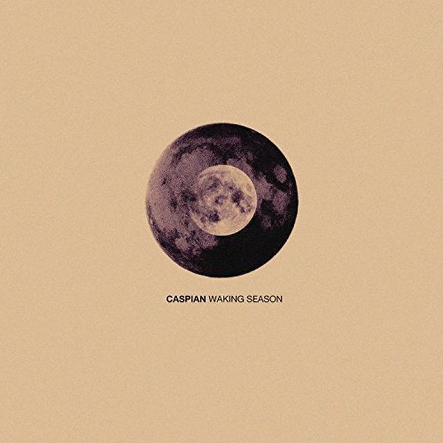 Caspian WAKING SEASON Vinyl Record - Australia Import