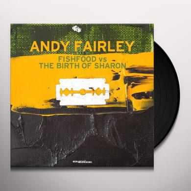 Andy Fairley FISHFOOD VS THE BIRTH OF SHARON Vinyl Record - Australia Import