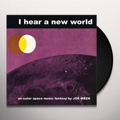 Joe Meek I HEAR A NEW WORLD Vinyl Record