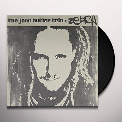 John Butler Trio ZEBRA Vinyl Record - Australia Import