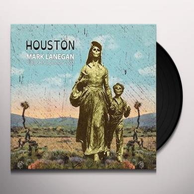 Mark Lanegan HOUSTON: PUBLISHING DEMOS 2002 Vinyl Record - UK Import