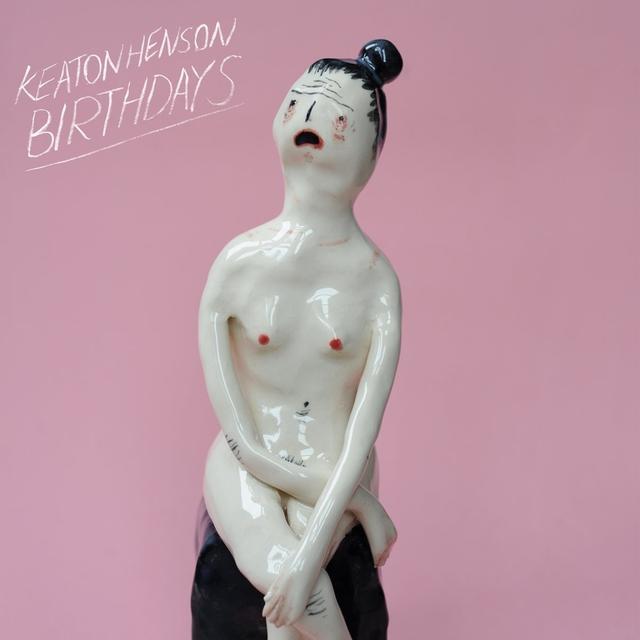 Keaton Henson BIRTHDAYS Vinyl Record - UK Release