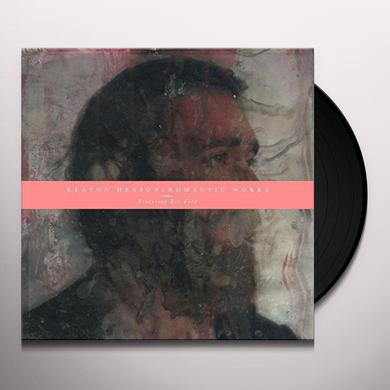 Keaton Henson / Ren Ford ROMANTIC WORKS Vinyl Record - UK Release