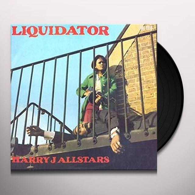 Harry J Allstars LIQUIDATOR Vinyl Record - UK Import