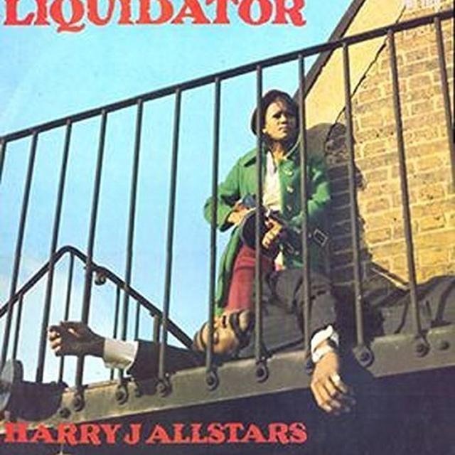 Harry J Allstars LIQUIDATOR Vinyl Record