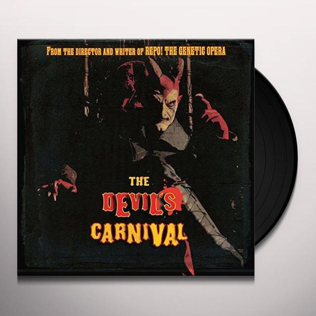 DEVIL'S CARNIVAL / VARIOUS Vinyl Record